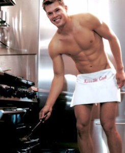 man-kitchen-sexy
